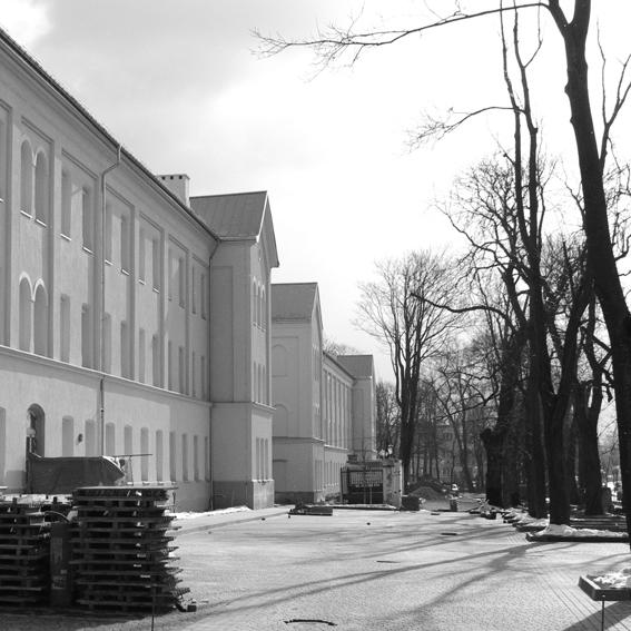 Modernizacja dwóch budynków koszarowych w Górze Kalwarii